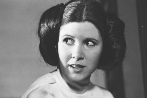 leia carrie fisher
